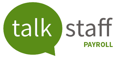 Talk Staff Payroll Logo, Talk Staff Payroll Logo Normal, Talk Staff Payroll Logo Original