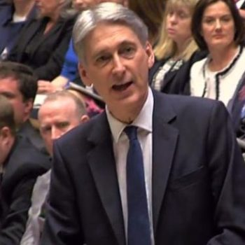 Philip Hammond - Chancellor