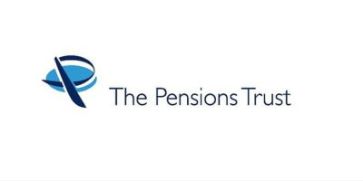 the pensions trust logo