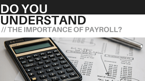 Calculator with payroll calculations