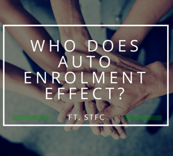 Who does auto enrolment effect blog image