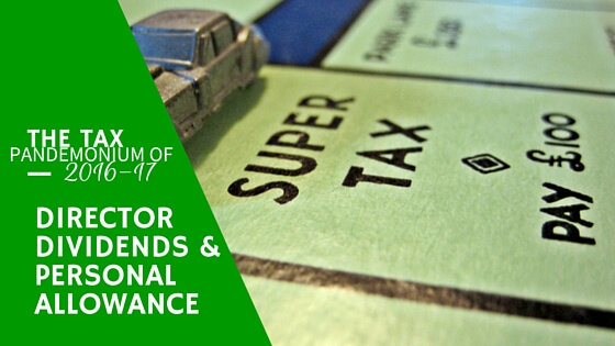 Monopoly board game on tax square blog image