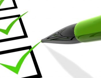 Checklist for outsourcing payroll